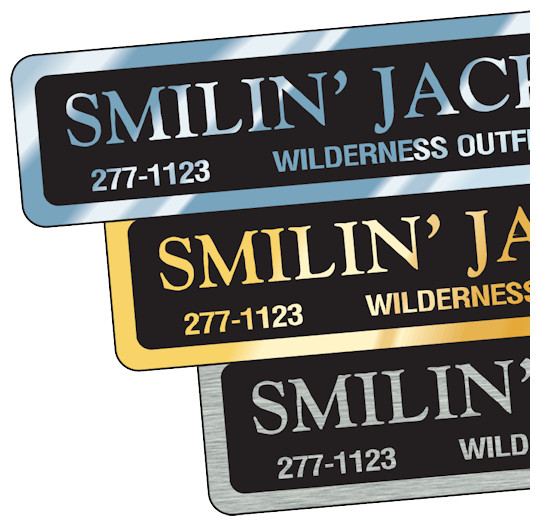 Image of Custom Identification Stickers by deSIGNery
