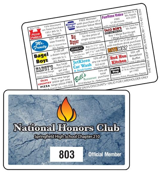 Image of Membership Cards by deSIGNery