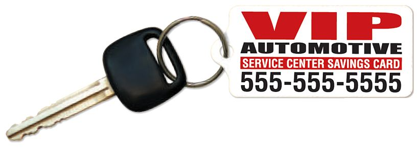 Image of Mini Key Identification Tags by deSIGNery
