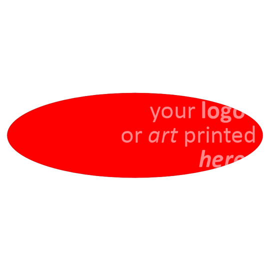 "Link to #20407 Static Cling decals measuring 3.75"" x 1.25"""